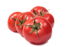 Free Red Tomatoes. Royalty Free Stock Photo - 5422485