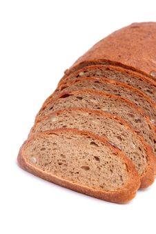 Free Bread With Seeds. Royalty Free Stock Photography - 5422537