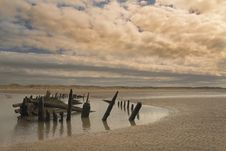 Free Shipwreck Stock Image - 5422691