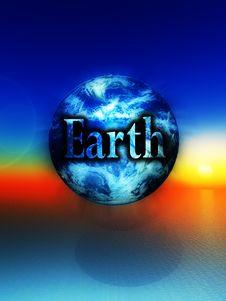 Free Earth Royalty Free Stock Photo - 5422975