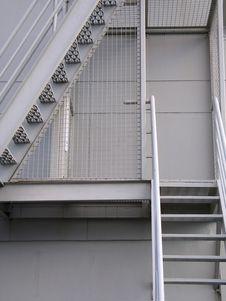 Free White Stairs Royalty Free Stock Photos - 5423018