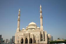 Free Turkish Style Mosque Stock Photo - 5423100