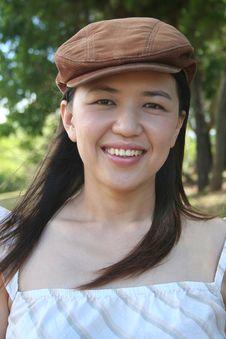 Free Woman Smiling Stock Photos - 5423323