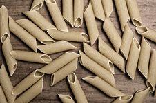 Macaroni Pasta Dry Stock Photos