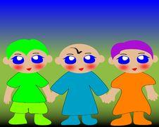 Free Children Stock Images - 5424094