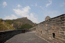 Free Great Wall Of China Stock Photos - 5425153