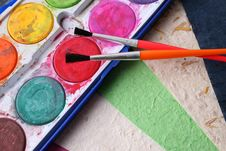 Free Paint Royalty Free Stock Images - 5425499