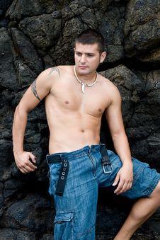Free Male Model Stock Image - 5425621