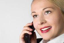 Free Businesswoman Stock Photo - 5425740