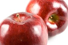 Free Red Apple Royalty Free Stock Image - 5426386