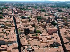 Free Italian Roofs Royalty Free Stock Image - 5426806