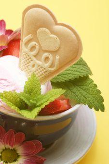 Free Summer Ice Cream Royalty Free Stock Photos - 5427908