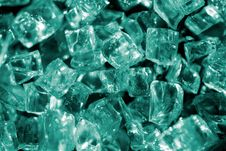 Free Close-up Of Glass Peaces Royalty Free Stock Photography - 5427987
