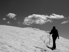 Free Snow Climber Stock Photos - 5427993