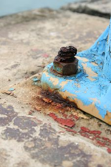 Free Rust Royalty Free Stock Photography - 5428157
