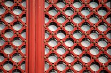 Free Window Pattern Royalty Free Stock Images - 5428209