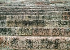 Free Antique Stairs Stock Image - 5428321