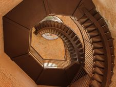 Free Spiral Staircase Stock Images - 5428384