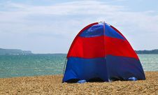Free Beach Camping Stock Images - 5428794