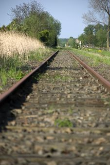 Free Railroad Royalty Free Stock Images - 5429289
