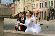Free Finally Newlyweds Stock Photography - 5429492