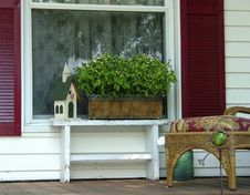 Urban Front Porch