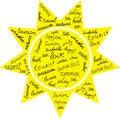 Free Sun Stock Image - 54210791
