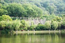 Free Ming Dynasty City Wall Stock Photo - 54219130