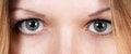 Free Girl&x27;s Eyes Closeup Stock Images - 54275314