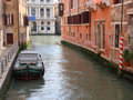Free Canal In Venice, Italy Stock Photography - 5431062