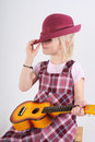 Free Young Musician Royalty Free Stock Images - 5433879