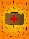 Free First-aid Box Royalty Free Stock Photography - 5436337
