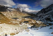 Free Mountains In Slovakia Royalty Free Stock Images - 5430599