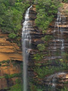 Free Wentworth Waterfall Royalty Free Stock Images - 5430769