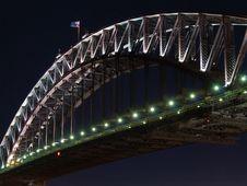 Free Harbour Bridge Stock Photo - 5430980