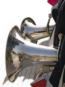 Free Two Tubas Royalty Free Stock Photos - 5431008