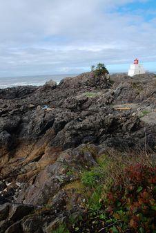 Free Seashore Lighthouse Stock Images - 5431044