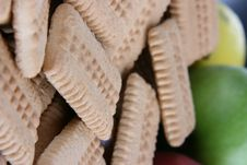 Free Small Biscuits Stock Photography - 5431132