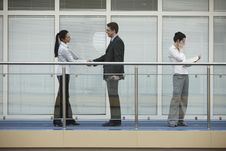 Free Business Together Stock Photos - 5431163