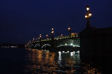 Free Razvodnoy Bridge Stock Photos - 5431703