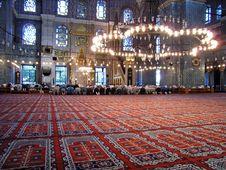 Free Muslim Prayers Stock Photography - 5431782