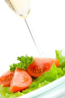Free Italian Salad Stock Photo - 5431850