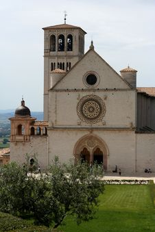 Free San Francesco Assisi Royalty Free Stock Images - 5432139