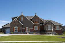 Free Family Dream Home Stock Photo - 5432830