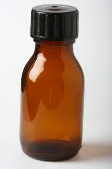 Free Empty Bottle Royalty Free Stock Photo - 5434025