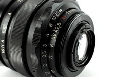 Free Wide-angle Lens Royalty Free Stock Photo - 5434475