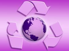 Free Bio World Stock Image - 5434511