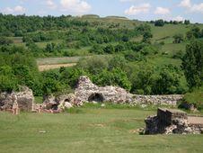 Free Roman Ruins Royalty Free Stock Image - 5435016