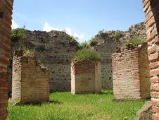 Free Roman Ruins Royalty Free Stock Image - 5435116
