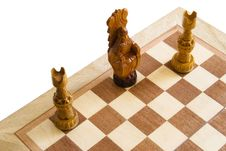 Free Chess Royalty Free Stock Images - 5435819